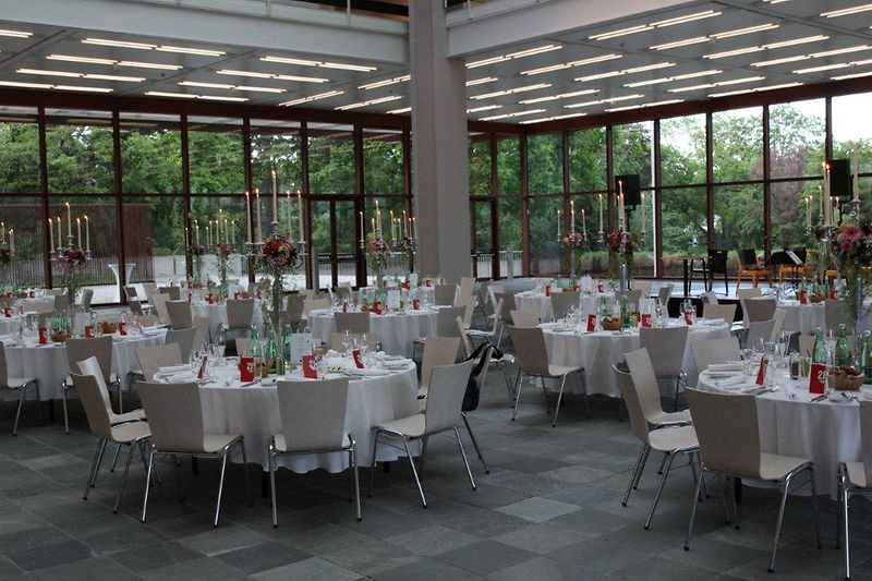 Galadinner in the large room