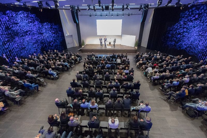 Grand Hall Lecture