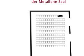 Plan Metallener Saal