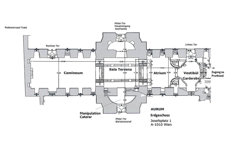 Floor plan Aurum