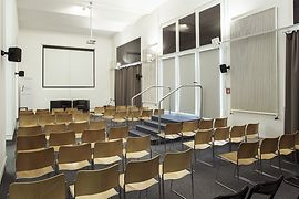 Sigmund Freud Museum Event hall Lounge Berggasse 19