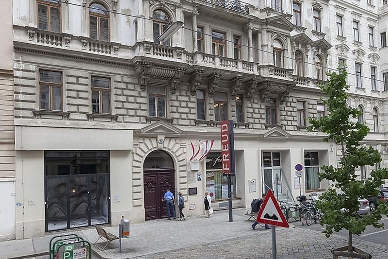 Sigmund Freud Museum External view of Berggasse 19