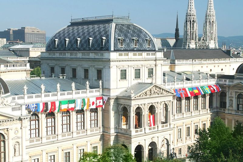 Main Building of the University of Vienna