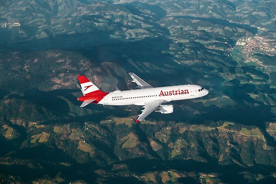 Austrian Airlines, A320
