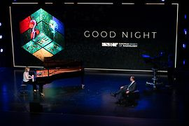 An evening piano performance given by Anica Vavic