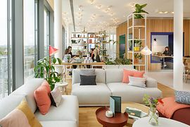 Coworking Space - The Living Room